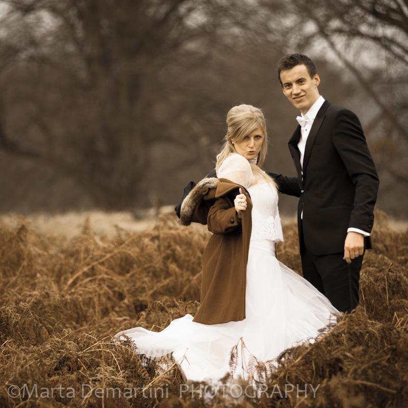 Carole & Simon Dec 2012