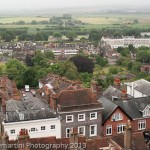 Lewes, view from the Castle