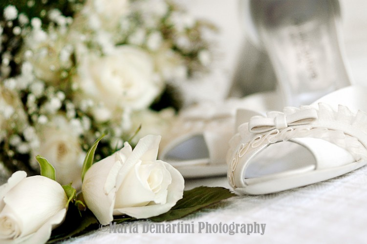 Marta Demartini Wedding Still life Brides Shoes