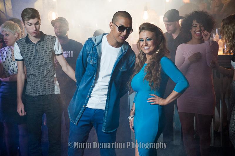 Stills for Magic Music Video, Revolution Bar London 2014
