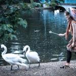 EVJF London: Delphine