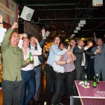 PPS Group Event World Cup 2014 England vs Uruguay at Bounce Bar London